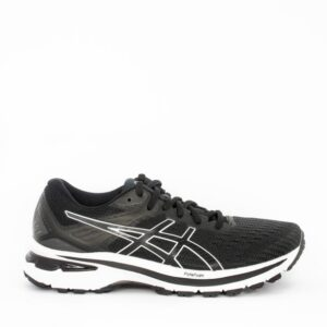 Asics GT-2000 9 Black/White Mens Road Running Shoe