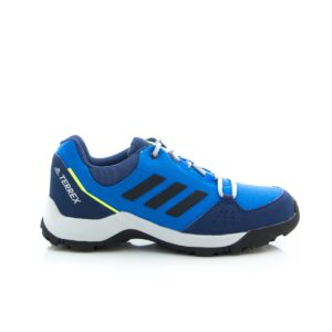 Adidas Terrex Hyperhiker Low Blue/Navy/Lime Green Kids Hiking