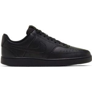 Nike Court Vision Lo Black/Black Mens Casual Shoe