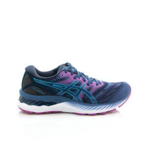 Asics Kayano 27 French Blue/Digital Aqua Womens Road Running