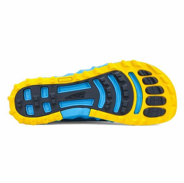 Altra Superior 4.5 Blue/Yellow Mens