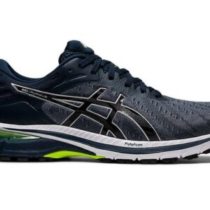 Asics Gel-Pursue 7 (2E) French Blue/Pure Silver Mens Road Running