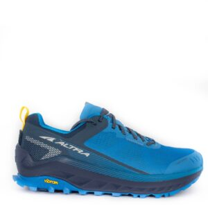 Altra Olympus 4 Blue/Yellow Mens Trail running
