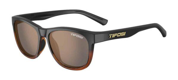 Tifosi Swank Brown Fade Sunglasses