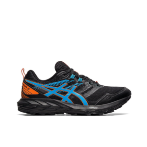 Asics Gel-Sonoma 6 Black/Digital Aqua Mens