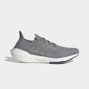 Adidas Ultraboost 21 Grey Three / Grey Three / Grey Four FY0381 Mens