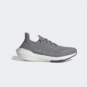 Adidas Ultraboost 21 Grey Three / Grey Three / Grey Four FY0404 Womens