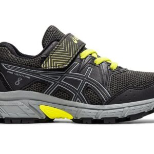 Asics Pre Venture 8 (PS) Graphite Grey/Graphite Grey Kids Trail Running Shoe