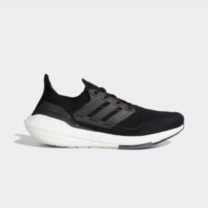 Adidas Ultraboost 21 Black/White FY0378 Mens
