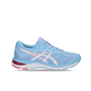 Asics Cumulus 20 (D) Skylight/White Womens