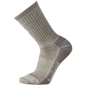 Smartwool Light Hike Crew Grey Socks Mens