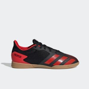 Adidas Predator 20.4 In Sala Red/Black Core Black/Active Red/Core Black EE9580 Kids