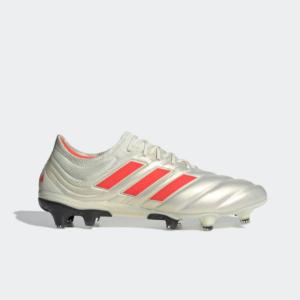 Adidas Copa 19.1 FG Off White/Solar Red/Core Black BB9185