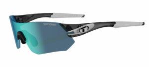 Tifosi Tsali Crystal Smoke/White Sunglasses